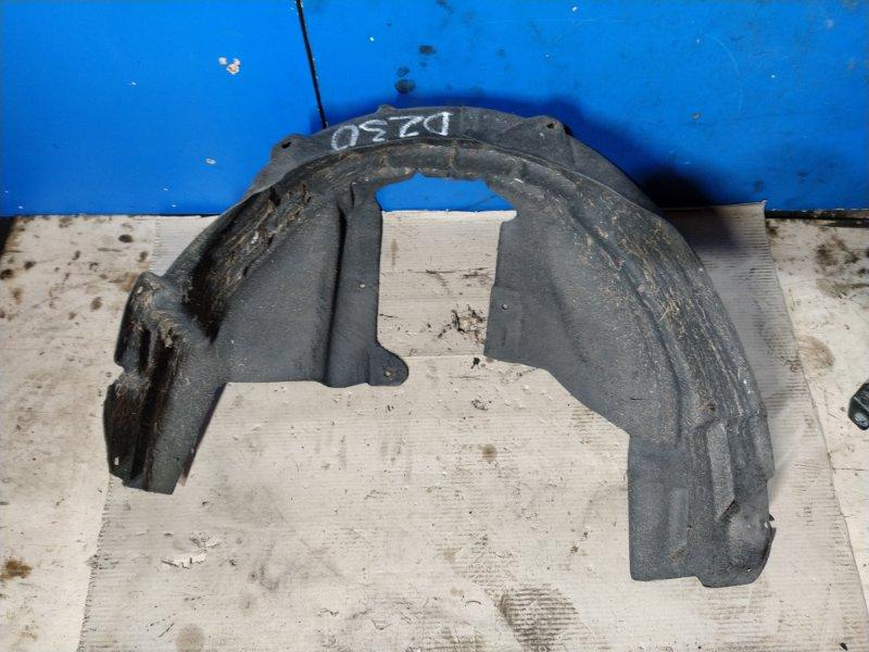 Подкрылок задний правый Ford Focus 3 (2011>) ХЭТЧБЕК 1.6 БЕНЗИН 2011 (б/у)