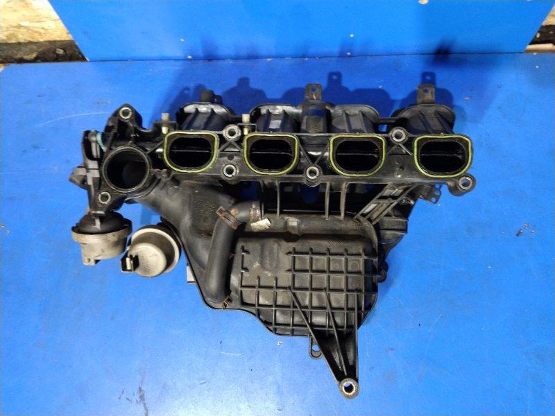 Коллектор впускной Ford Focus 2 2008-2011 ХЭТЧБЕК 1.8L DURATEC-HE PFI (125PS 2008 (б/у)