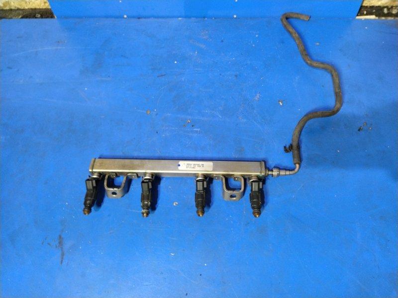 Рейка топливная (рампа) Ford Focus 2 2008-2011 ХЭТЧБЕК 1.8L DURATEC-HE PFI (125PS 2008 (б/у)