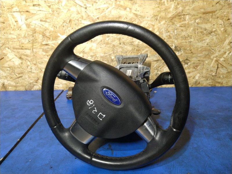 Рулевое колесо для air bag (без air bag) Ford Focus 2 2008-2011 ХЭТЧБЕК 1.8L DURATEC-HE PFI (125PS 2008 (б/у)
