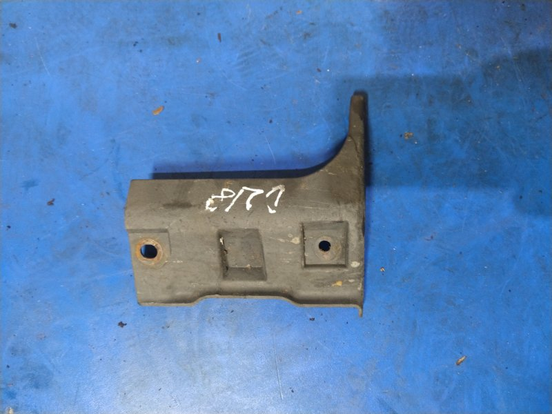 Накладка на порог (наружная) Ford Focus 2 2008-2011 ХЭТЧБЕК 1.8L DURATEC-HE PFI (125PS 2008 правая (б/у)