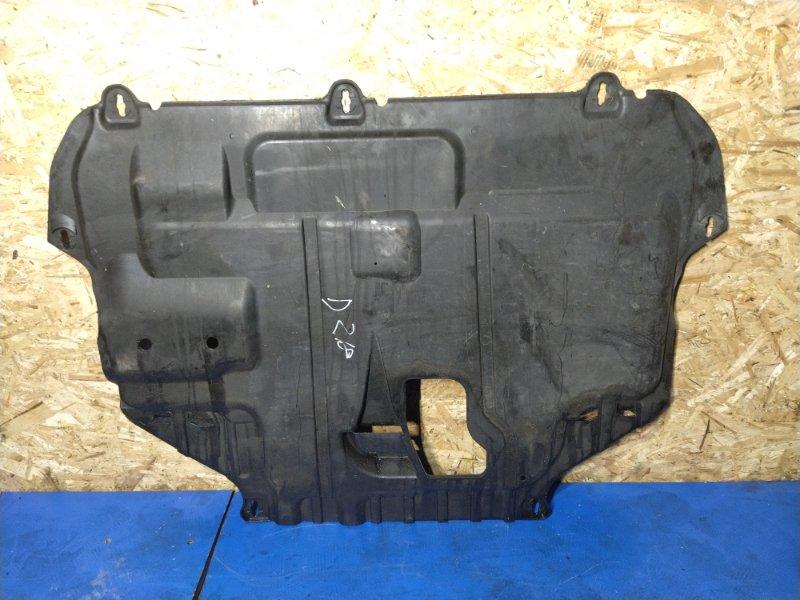 Защита двигателя штатная (пластик) Ford Focus 2 2008-2011 ХЭТЧБЕК 1.8L DURATEC-HE PFI (125PS 2008 (б/у)