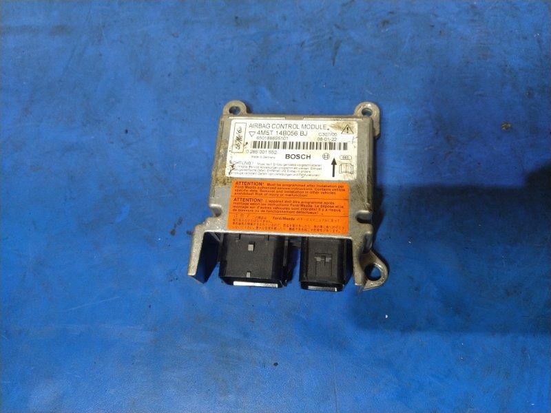 Блок управления air bag Ford Focus 2 2008-2011 ХЭТЧБЕК 1.8L DURATEC-HE PFI (125PS 2008 (б/у)