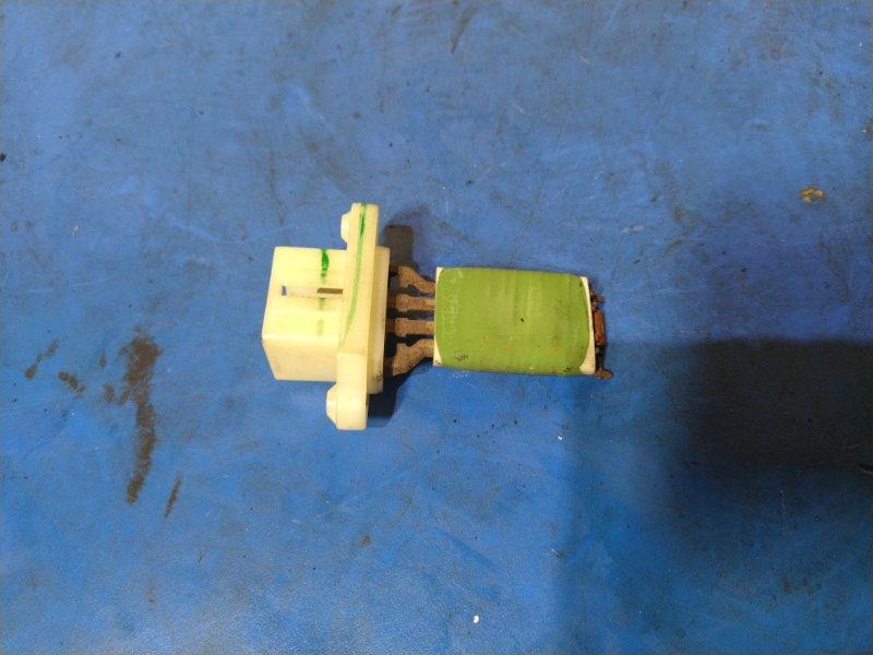Резистор отопителя Ford Focus 2 2008-2011 ХЭТЧБЕК 1.8L DURATEC-HE PFI (125PS 2008 (б/у)