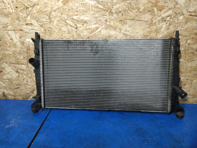 Радиатор охлаждения (основной) Ford Focus 2 2008-2011 ХЭТЧБЕК 1.8L DURATEC-HE PFI (125PS 2008 (б/у)