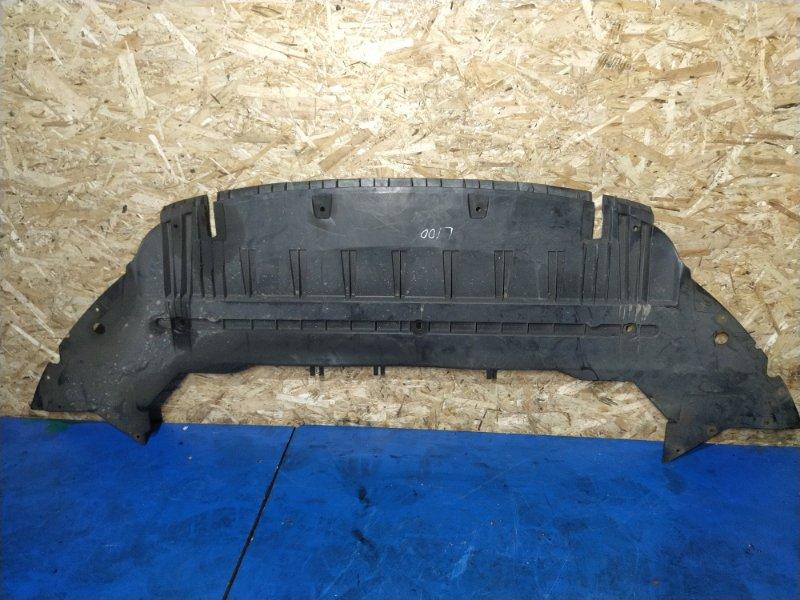 Защита переднего бампера Ford Mondeo 4 (2007-2014) ХЭТЧБЕК 2.0L DURATORQ-TDCI (143PS) - DW 2008 нижняя (б/у)