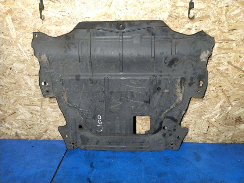 Защита двигателя штатная (пластик) Ford Mondeo 4 (2007-2014) ХЭТЧБЕК 2.0L DURATORQ-TDCI (143PS) - DW 2008 (б/у)