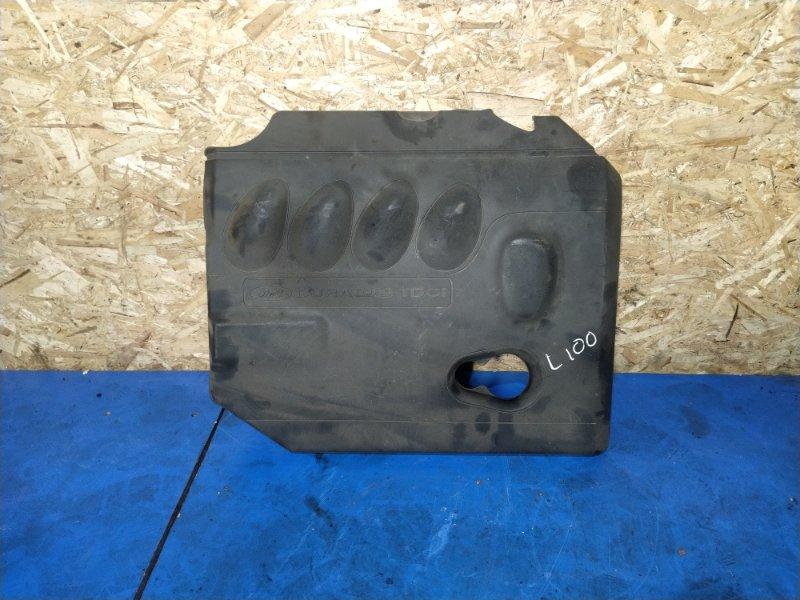 Накладка двигателя декоративная Ford Mondeo 4 (2007-2014) ХЭТЧБЕК 2.0L DURATORQ-TDCI (143PS) - DW 2008 (б/у)