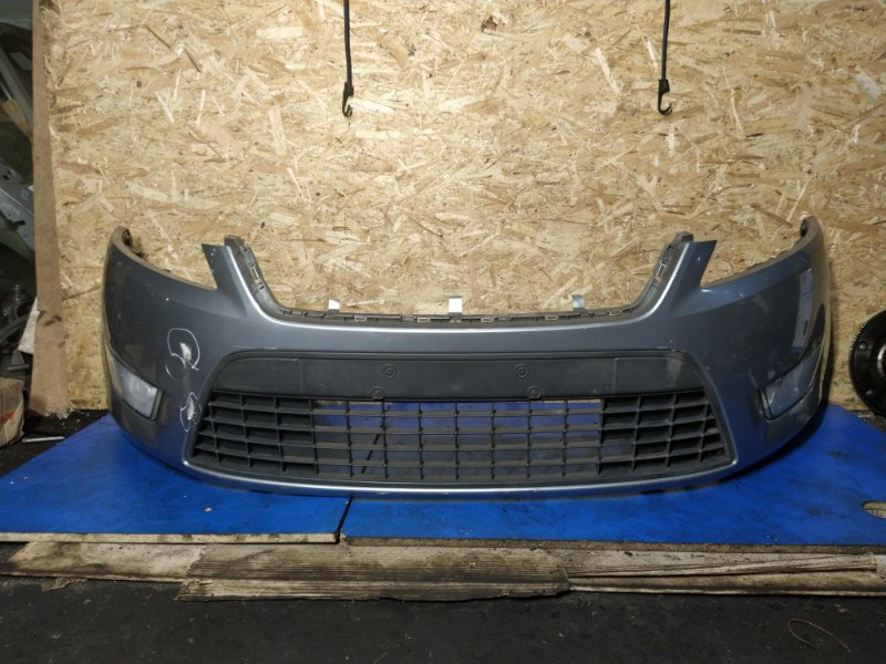 Бампер передний Ford Mondeo 4 (2007-2014) ХЭТЧБЕК 2.0L DURATORQ-TDCI (143PS) - DW 2008 верхний (б/у)