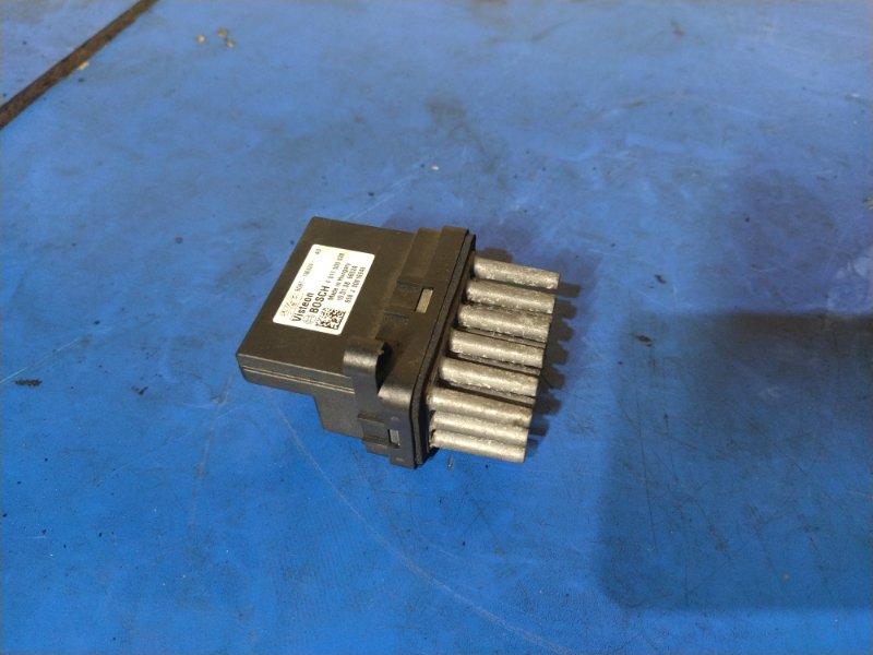 Резистор отопителя Ford Mondeo 4 (2007-2014) ХЭТЧБЕК 2.0L DURATORQ-TDCI (143PS) - DW 2008 (б/у)