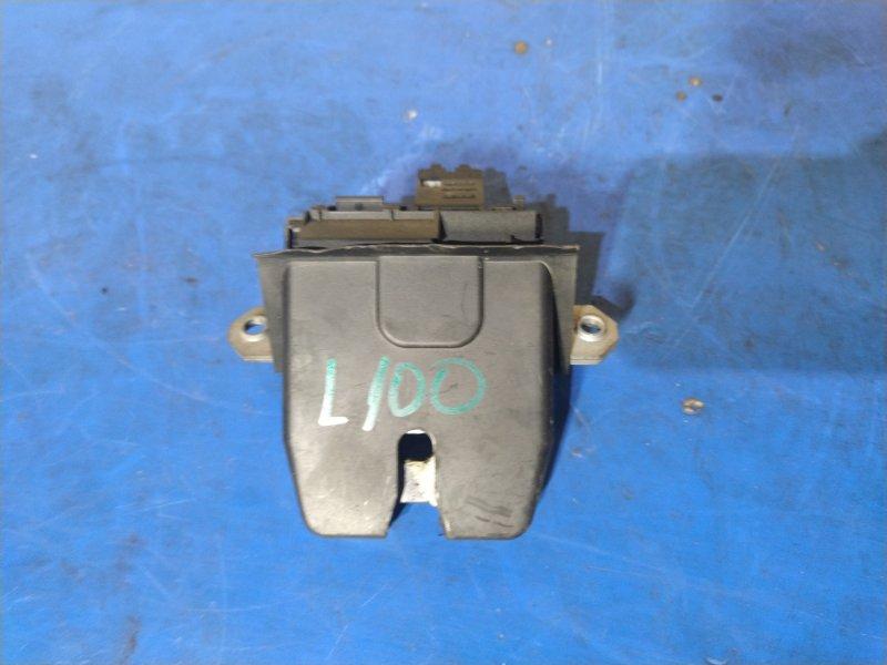 Замок багажника Ford Mondeo 4 (2007-2014) ХЭТЧБЕК 2.0L DURATORQ-TDCI (143PS) - DW 2008 (б/у)