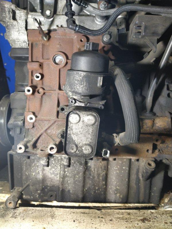 Масляный кулер (маслоохладитель) Ford Mondeo 4 (2007-2014) ХЭТЧБЕК 2.0L DURATORQ-TDCI (143PS) - DW 2008 (б/у)
