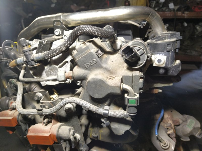 Тнвд Ford Mondeo 4 (2007-2014) ХЭТЧБЕК 2.0L DURATORQ-TDCI (143PS) - DW 2008 (б/у)