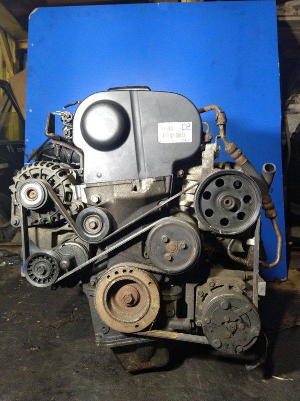 Двигатель (двс) Ford Focus 1 St 1998-2005 (б/у)
