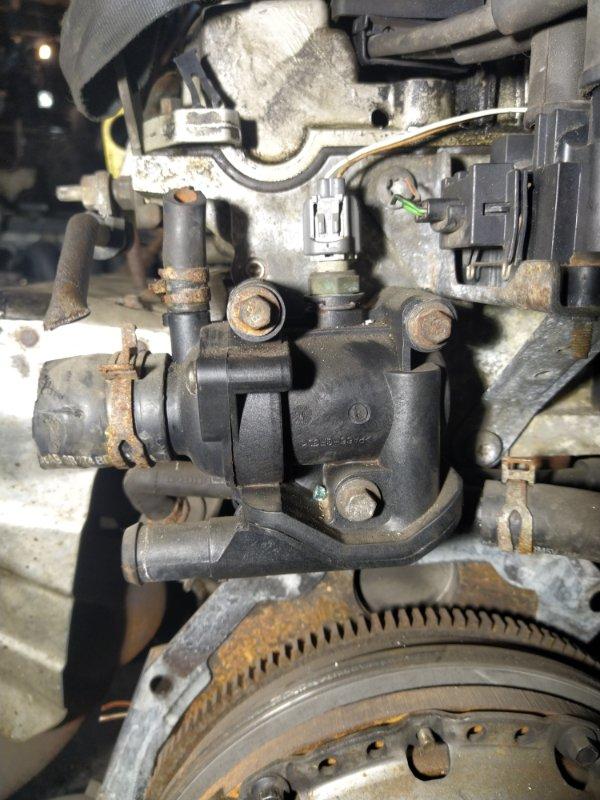 Корпус термостата Ford Focus 1 1998-2005 (б/у)