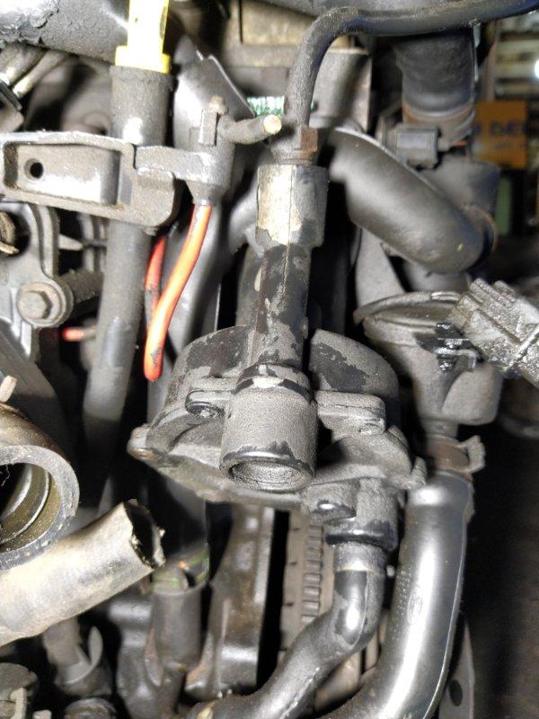 Насос вакуумный Ford Transit/tourneo Connect (2002-2012) (б/у)