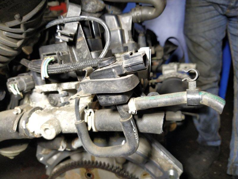 Клапан вентиляции топливного бака Ford Mondeo 3 (2000-2007) (б/у)