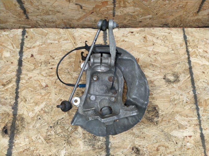 Кулак поворотный передний левый Bmw 5 E60 (M5) 2003-2009 (б/у)