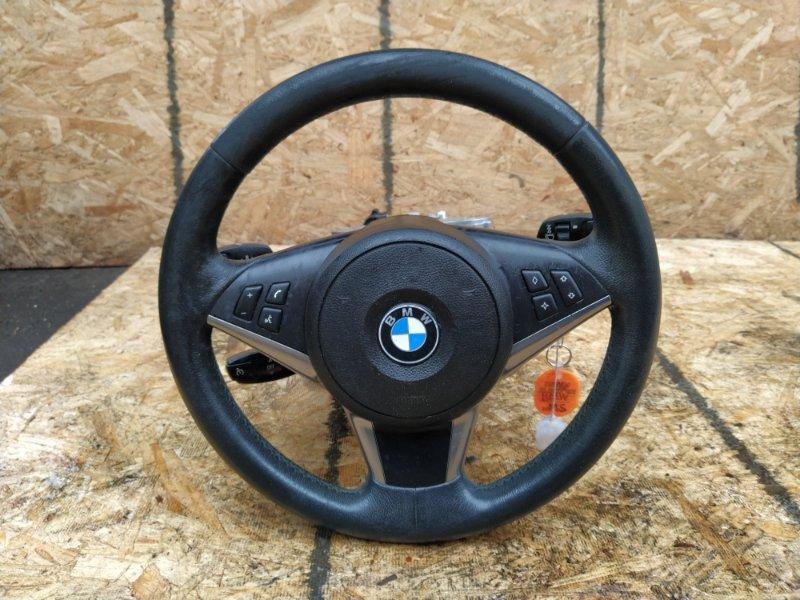Рулевое колесо в сборе Bmw 5 E60 (M5) 2003-2009 (б/у)