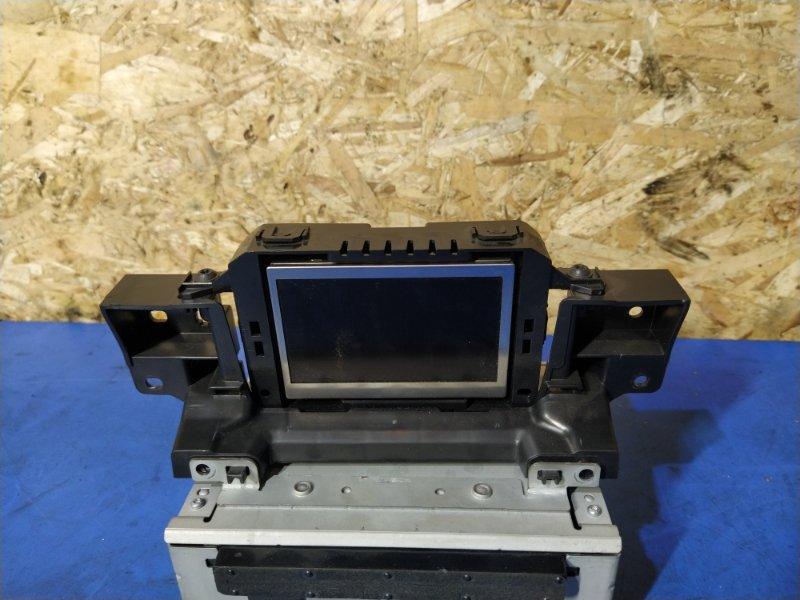 Дисплей информационный Ford Focus 3 (2011>) ХЭТЧБЕК 1.6L DURATEC TI-VCT (123PS) 2012 (б/у)