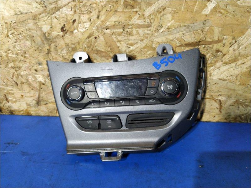 Блок управления климат-контролем Ford Focus 3 (2011>) ХЭТЧБЕК 1.6L DURATEC TI-VCT (123PS) 2012 (б/у)