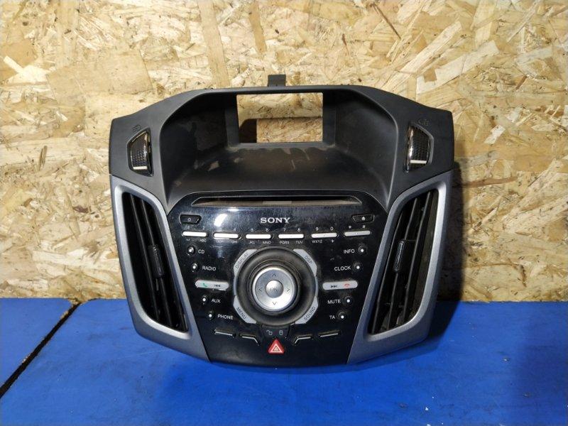 Блок кнопок Ford Focus 3 (2011>) ХЭТЧБЕК 1.6L DURATEC TI-VCT (123PS) 2012 (б/у)