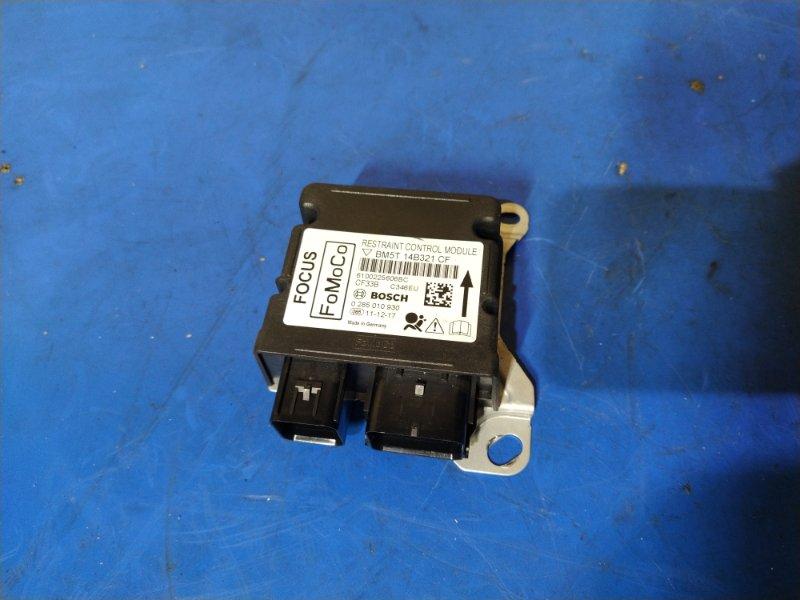 Блок управления air bag Ford Focus 3 (2011>) ХЭТЧБЕК 1.6L DURATEC TI-VCT (123PS) 2012 (б/у)