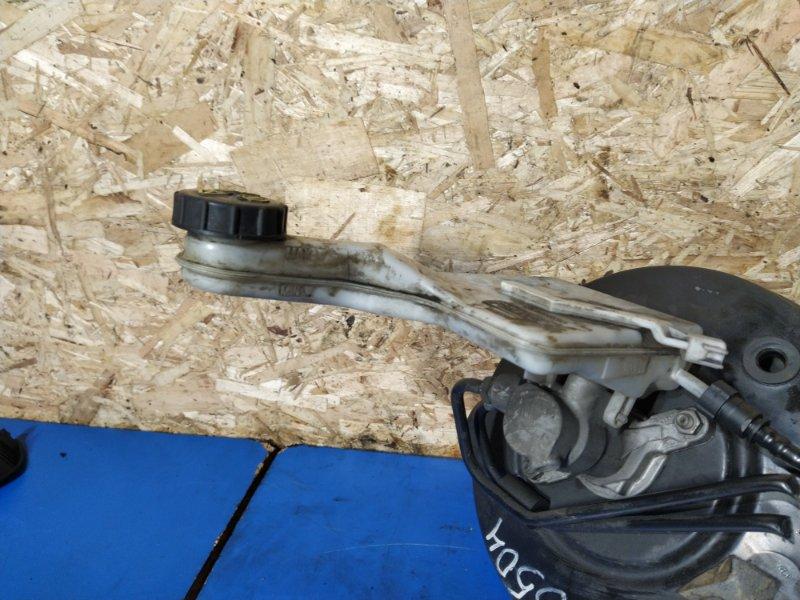 Главный тормозной цилиндр с бачком (без вакумника) Ford Focus 3 (2011>) ХЭТЧБЕК 1.6L DURATEC (б/у)