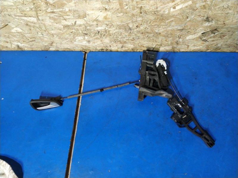 Замок двери задней правой Ford Focus 3 (2011>) ХЭТЧБЕК 1.6L DURATEC TI-VCT (123PS) 2012 (б/у)