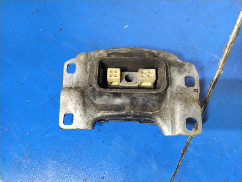 Опора двигателя левая Ford Focus 3 (2011>) ХЭТЧБЕК 1.6L DURATEC TI-VCT (123PS) 2012 (б/у)