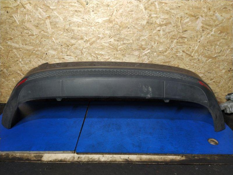 Бампер задний Ford Focus 3 (2011>) ХЭТЧБЕК 1.6L DURATEC TI-VCT (123PS) 2012 верхний (б/у)