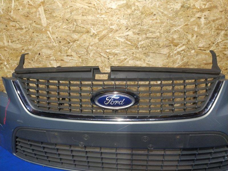 Решетка радиатора Ford Mondeo 4 (2007-2014) ХЭТЧБЕК 2.0L DURATORQ-TDCI (143PS) - DW 2008 (б/у)
