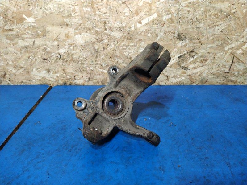 Кулак поворотный передний правый Ford S-Max 2006- 1.8L DURATORQ-TDCI (125PS) 02.2008 (б/у)