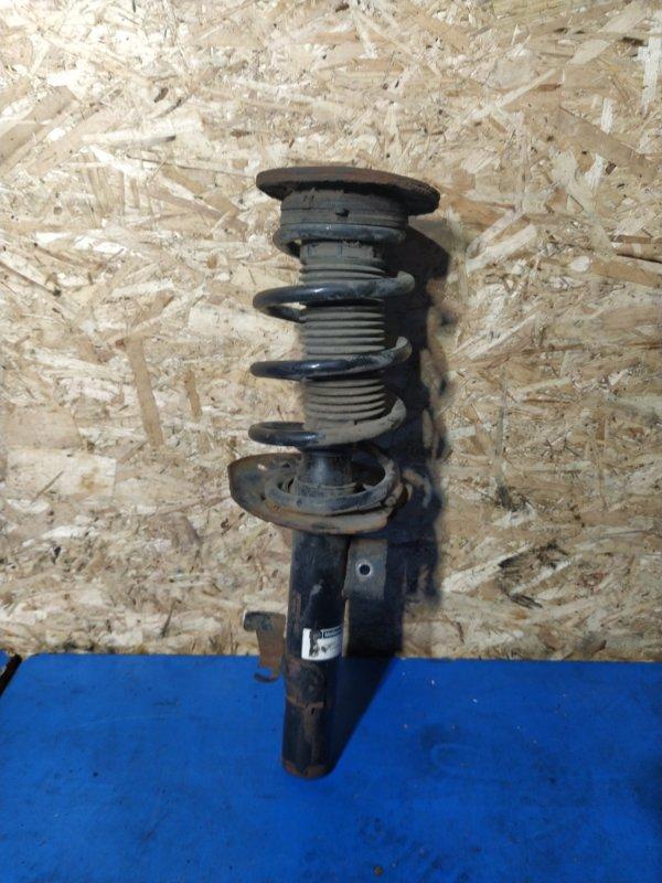 Амортизатор передний левый Ford S-Max 2006- 1.8L DURATORQ-TDCI (125PS) 02.2008 (б/у)