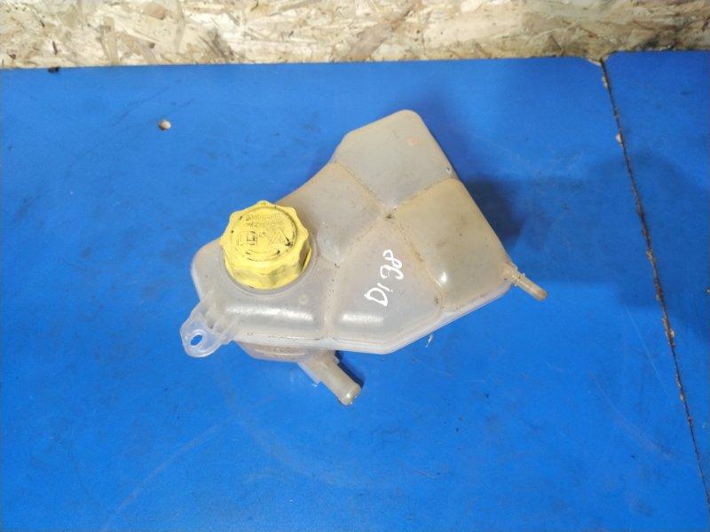 Бачок расширительный Ford Fusion 2001-2012 ХЭТЧБЕК 1.6L ZETEC-S/DURATEC EFI (100PS) 03/2004 (б/у)