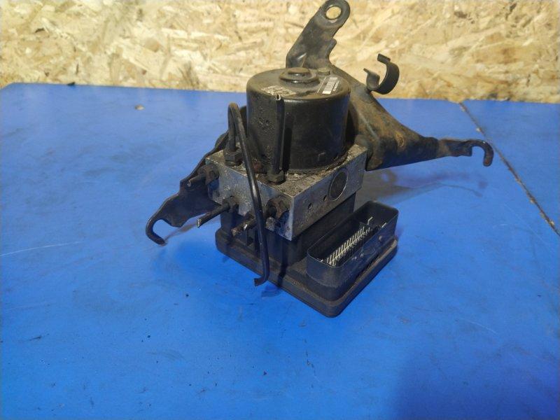 Блок abs (насос) Ford Fusion 2001-2012 ХЭТЧБЕК 1.6L ZETEC-S/DURATEC EFI (100PS) 03/2004 (б/у)