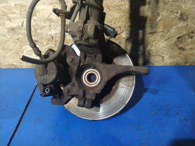 Кулак поворотный передний правый Ford Fusion 2001-2012 ХЭТЧБЕК 1.6L ZETEC-S/DURATEC EFI (100PS) 03/2004 (б/у)
