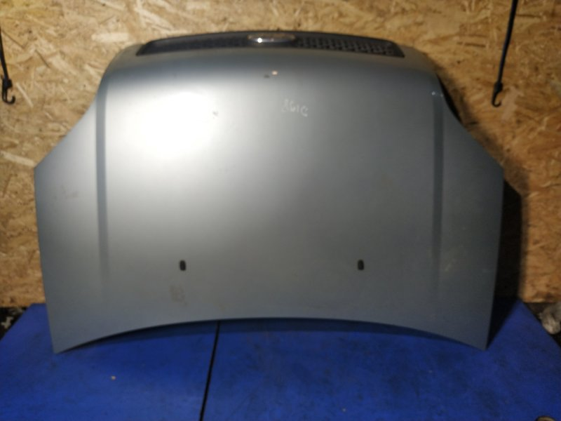 Капот Ford Fusion 2001-2012 ХЭТЧБЕК 1.6L ZETEC-S/DURATEC EFI (100PS) 03/2004 (б/у)
