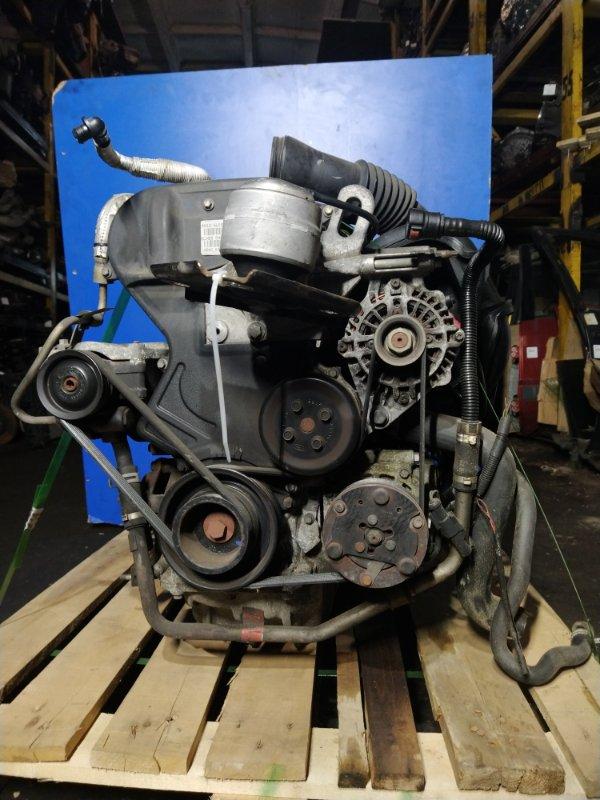 Двигатель (двс) Ford Fusion 2001-2012 ХЭТЧБЕК 1.6L ZETEC-S/DURATEC EFI (100PS) 03/2004 (б/у)