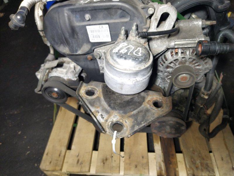 Опора двигателя правая Ford Fusion 2001-2012 ХЭТЧБЕК 1.6L ZETEC-S/DURATEC EFI (100PS) 03/2004 (б/у)