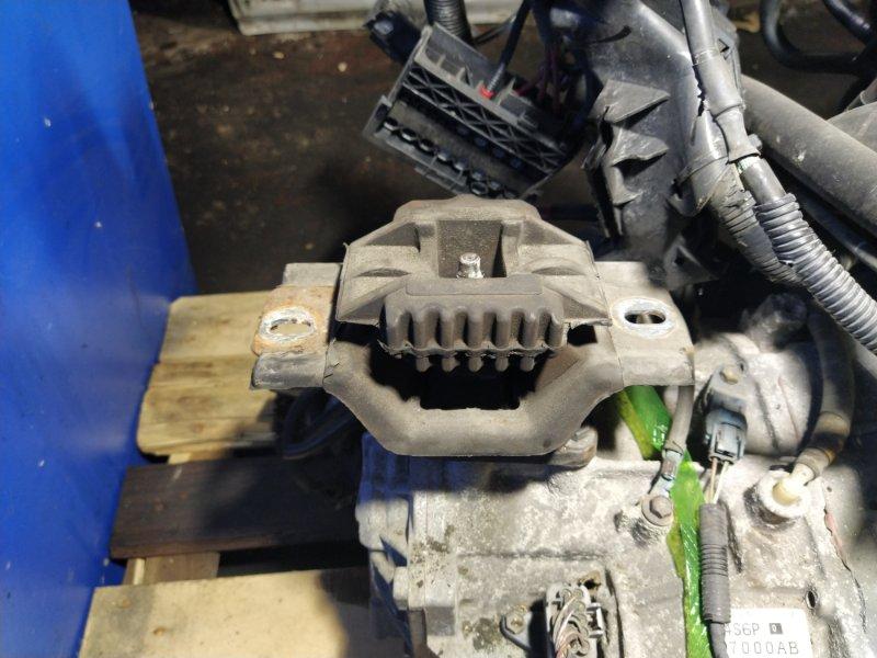 Опора двигателя левая Ford Fusion 2001-2012 ХЭТЧБЕК 1.6L ZETEC-S/DURATEC EFI (100PS) 03/2004 (б/у)