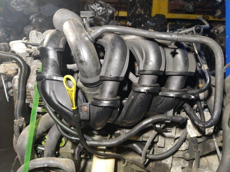 Коллектор впускной Ford Fusion 2001-2012 ХЭТЧБЕК 1.6L ZETEC-S/DURATEC EFI (100PS) 03/2004 (б/у)
