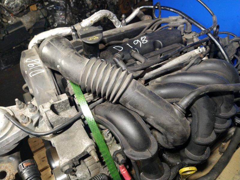 Патрубок воздушного фильтра Ford Fusion 2001-2012 ХЭТЧБЕК 1.6L ZETEC-S/DURATEC EFI (100PS) 03/2004 (б/у)