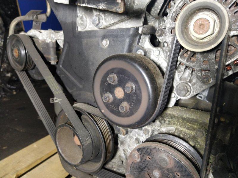 Насос водяной (помпа) Ford Fusion 2001-2012 ХЭТЧБЕК 1.6L ZETEC-S/DURATEC EFI (100PS) 03/2004 (б/у)