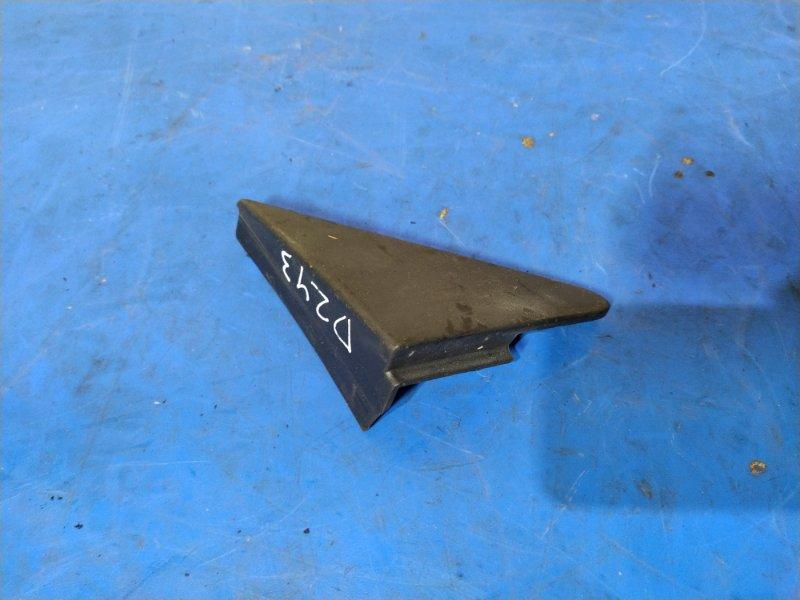Накладка переднего крыла правого Ford Fusion 2001-2012 ХЭТЧБЕК 1.4L DURATEC 16V EFI DOHC (75/80PS) 2009 (б/у)