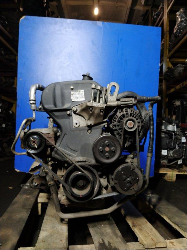 Двигатель (двс) Ford Fusion 2001-2012 ХЭТЧБЕК 1.4L DURATEC 16V EFI DOHC (75/80PS) 2009 (б/у)