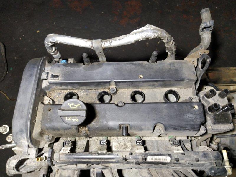 Клапанная крышка Ford Fusion 2001-2012 ХЭТЧБЕК 1.4L DURATEC 16V EFI DOHC (75/80PS) 2009 (б/у)
