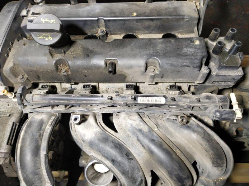 Топливная рампа Ford Fusion 2001-2012 ХЭТЧБЕК 1.4L DURATEC 16V EFI DOHC (75/80PS) 2009 (б/у)