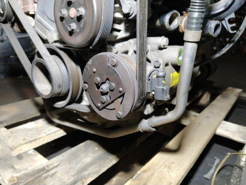 Компрессор кондиционера Ford Fusion 2001-2012 ХЭТЧБЕК 1.4L DURATEC 16V EFI DOHC (75/80PS) 2009 (б/у)