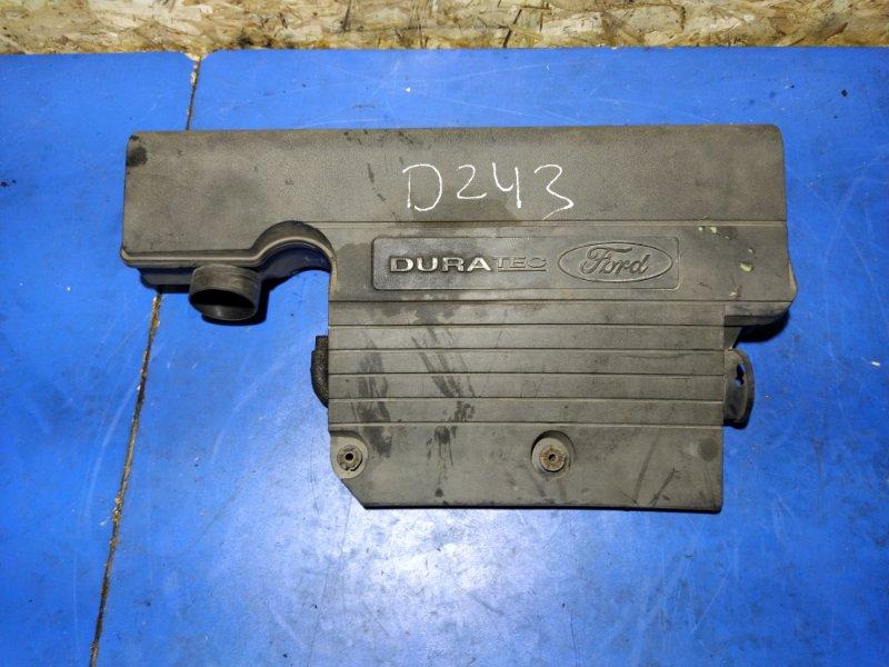 Корпус воздушного фильтра Ford Fusion 2001-2012 ХЭТЧБЕК 1.4L DURATEC 16V EFI DOHC (75/80PS) 2009 (б/у)